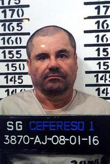 """Joaquin Guzman eða """"El Chapo"""""""