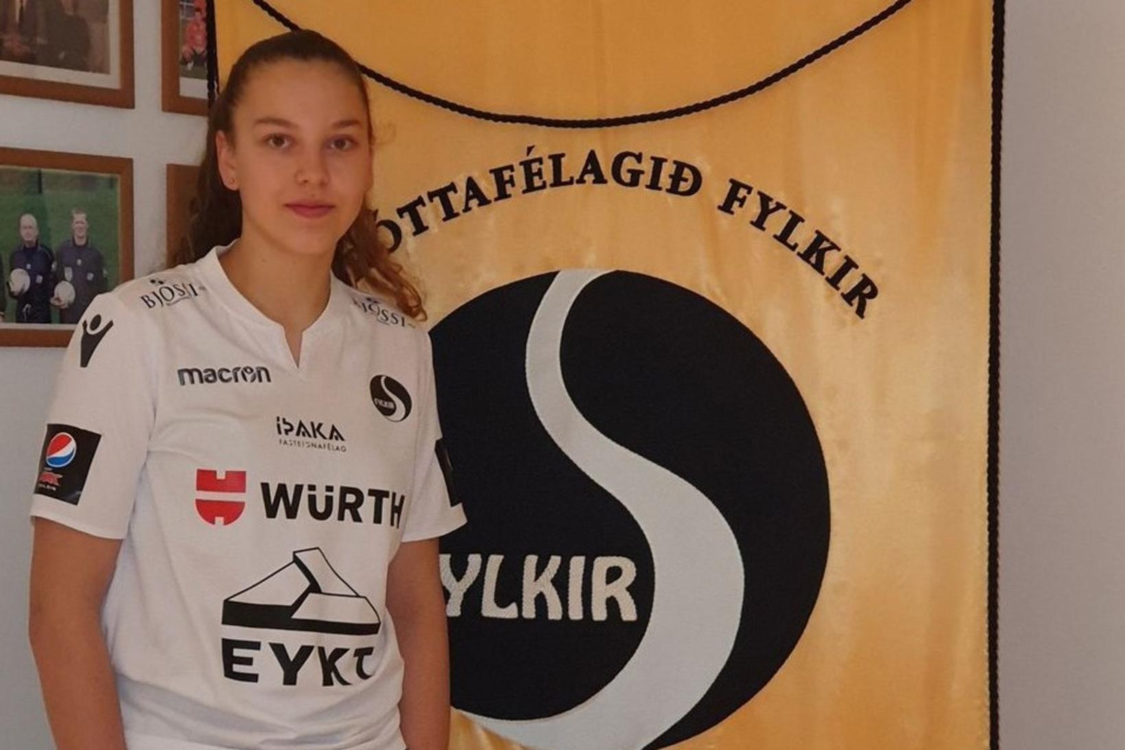 Tinna Brá Magnúsdóttir er komin til Fylkis.