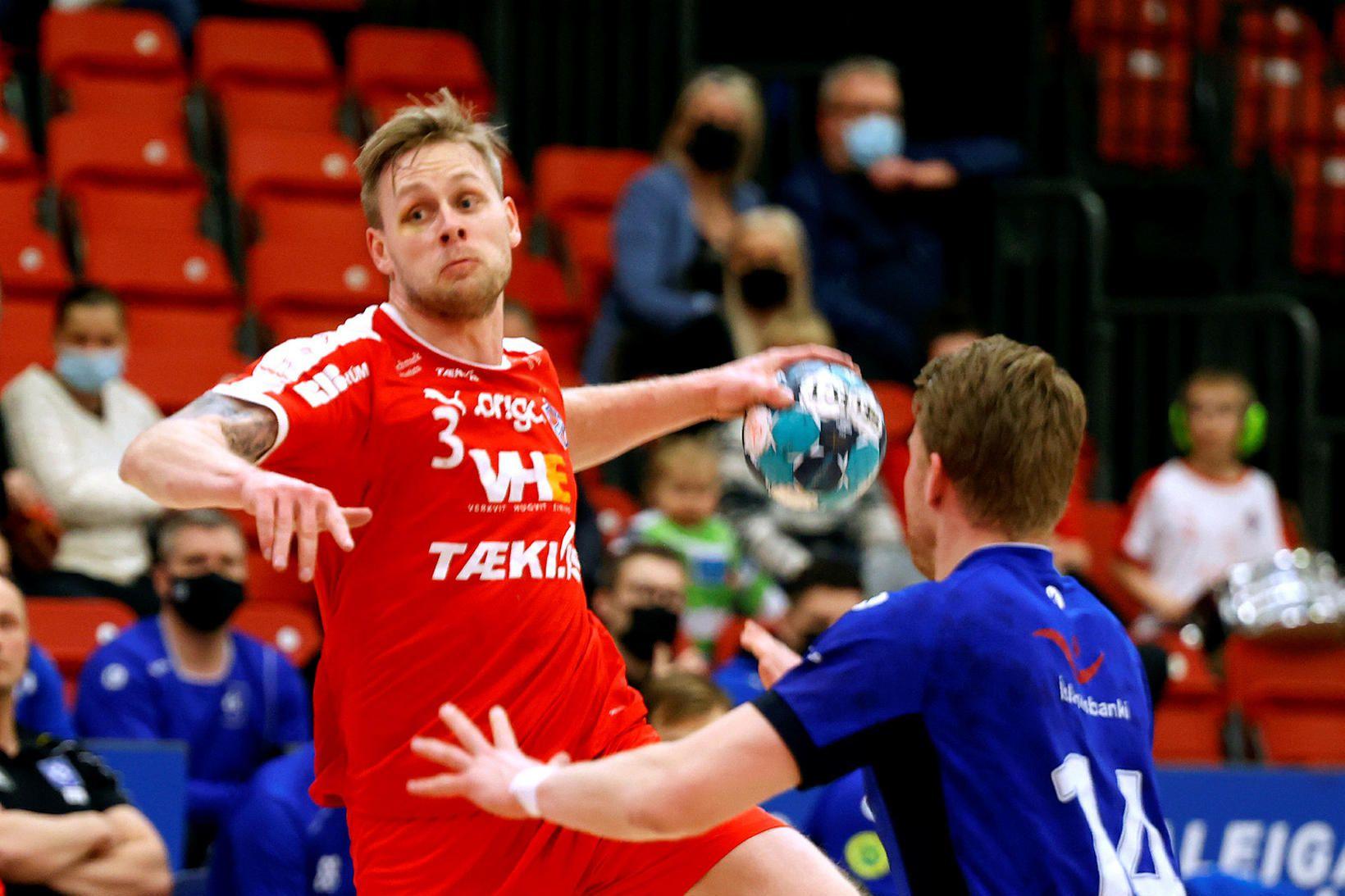 Geir Guðmundsson.