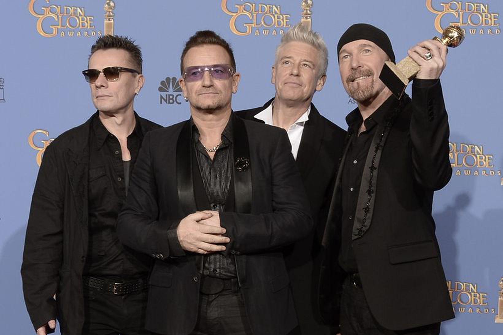 Joshua Tree með U2 var valin besta plata 9. áratugarins.