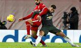 Mohamed Salah og Bruno Fernandes eru í algjörum lykilhlutverkum hjá erkiféndunum, Liverpool og Manchester United, …