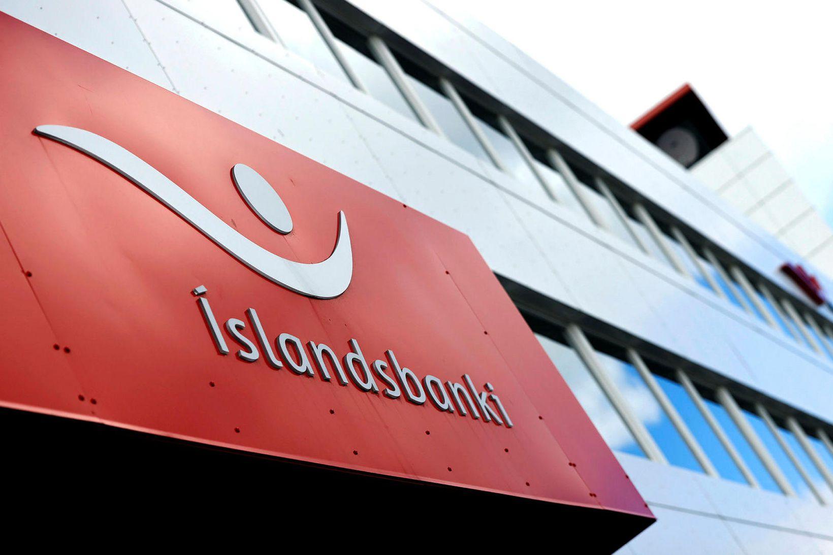 Íslandsbanki spáir því að hægja muni á vexti hagkerfisins.