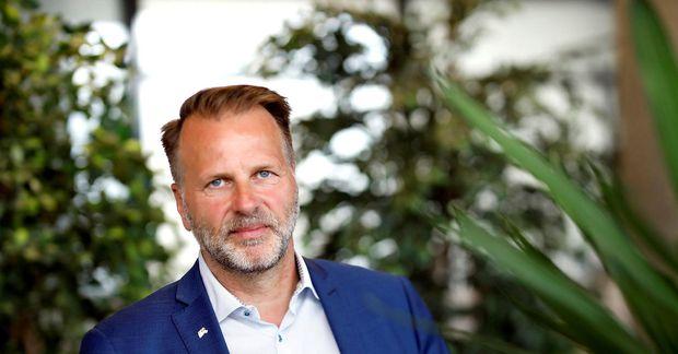 Steinþór Einarsson.