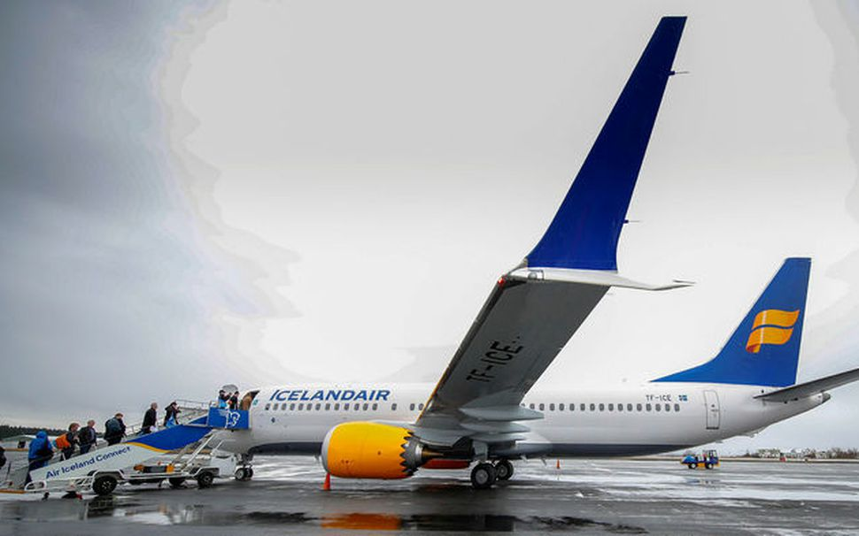Icelandair á von á sex nýjum Air Boeing 737 MAX ...