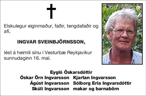 Ingvar Sveinbjörnsson,