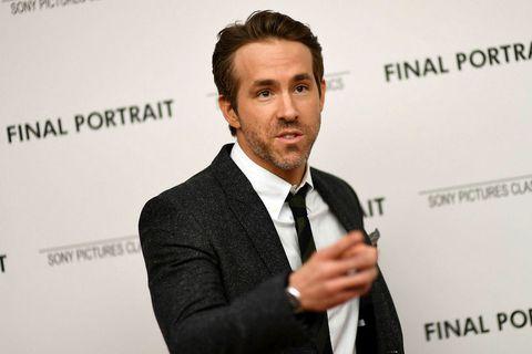 Ryan Reynolds kann að gera góðan kokteil.