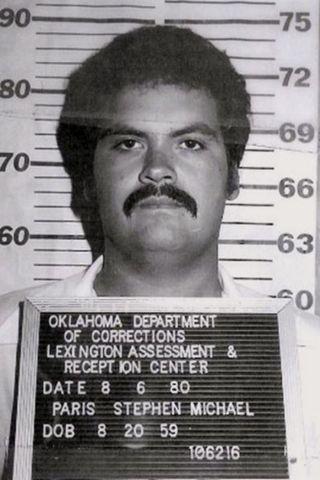Stephen Michael Paris árið 1980.