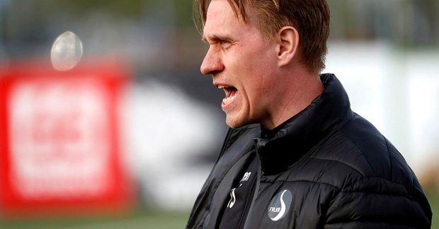 Kjartan Stefánsson Þjálfari Fylkis