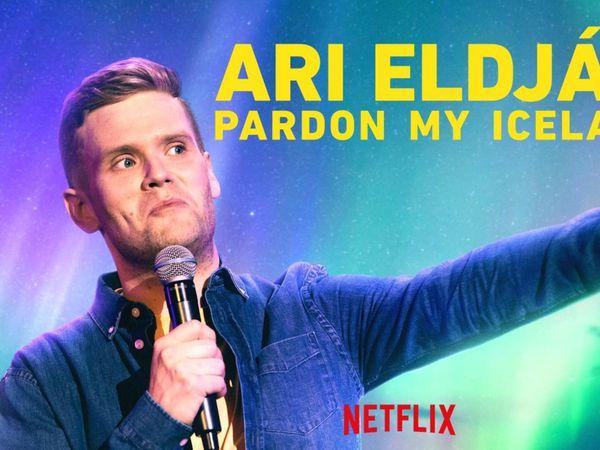 Ari Eldjárn.