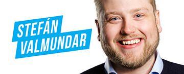 Stefán Valmundar