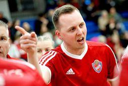 Árni Stefán Guðjónsson, þjálfari Hauka.