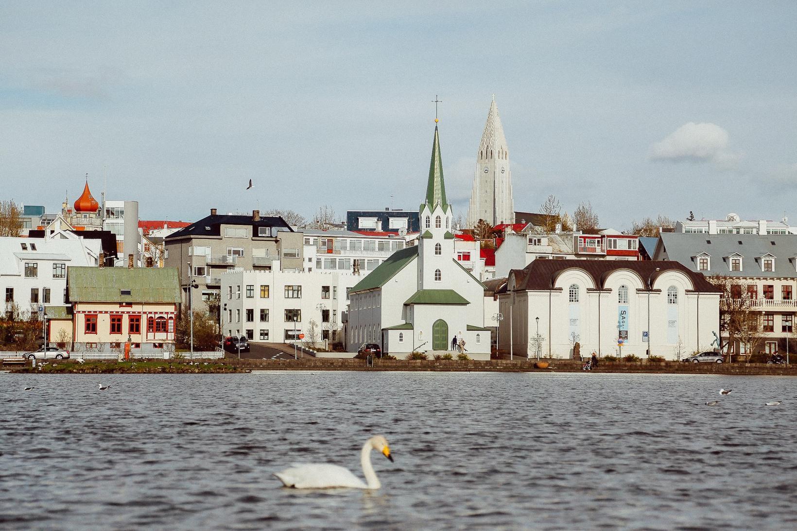 Reykjavík er á lista Condé Nast Traveller yfir áhugaverðar borgir.