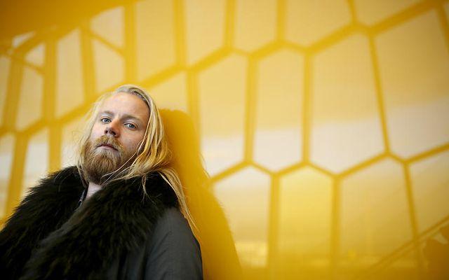 Högni Egilsson tónlistarmaður.