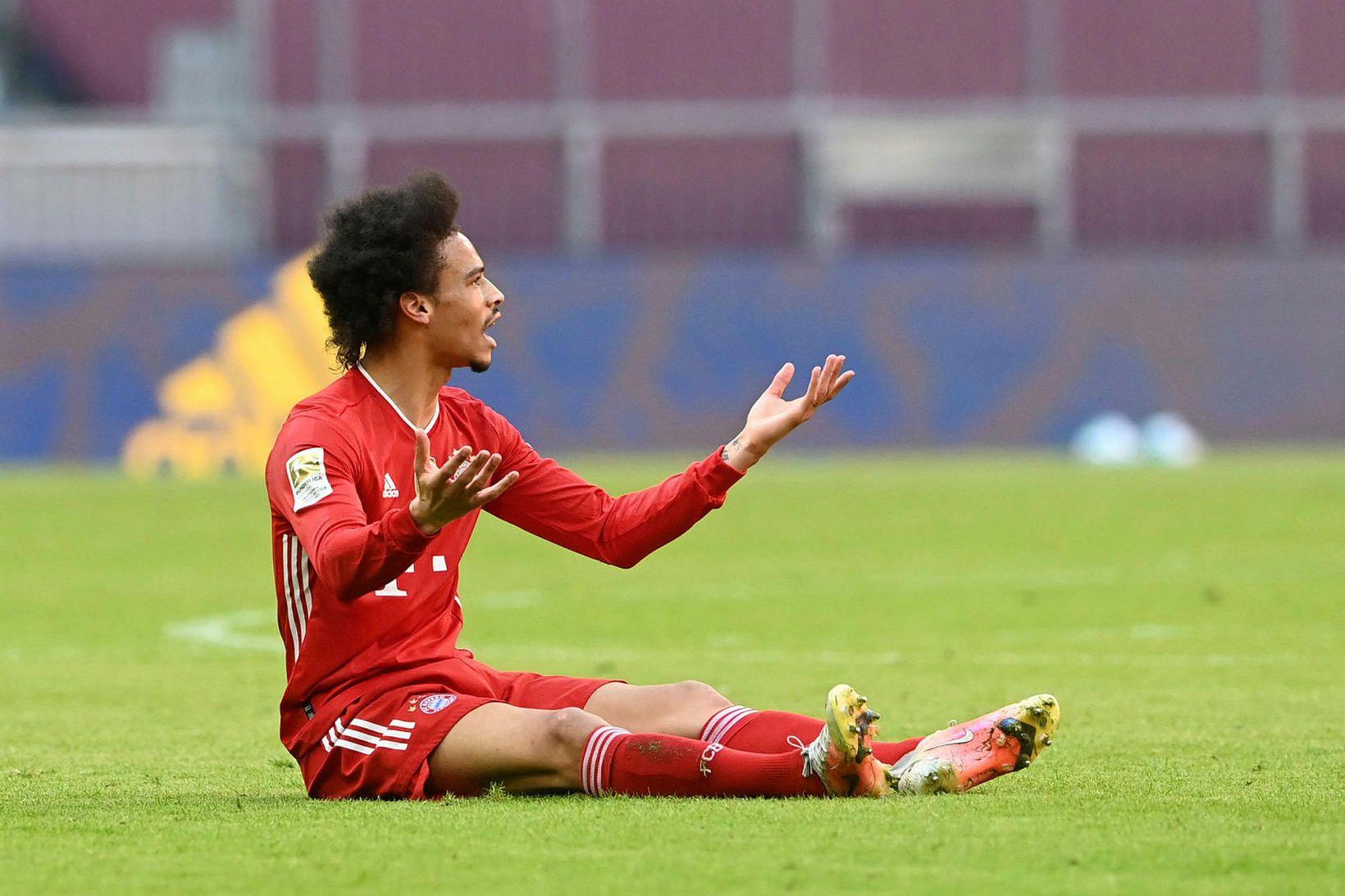 Bayern München tapaði óvænt stigum í dag.