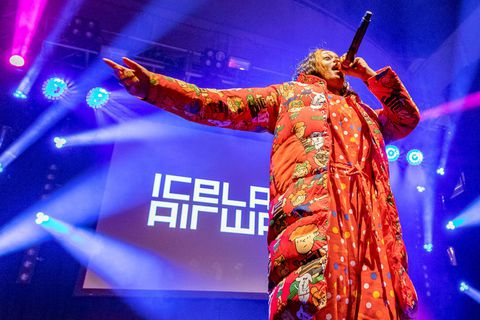 Iceland Airwaves 2018,  Tierra Whack.