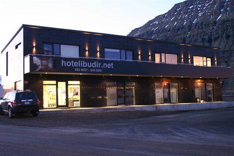 Hotel Apartments Eskifjörður