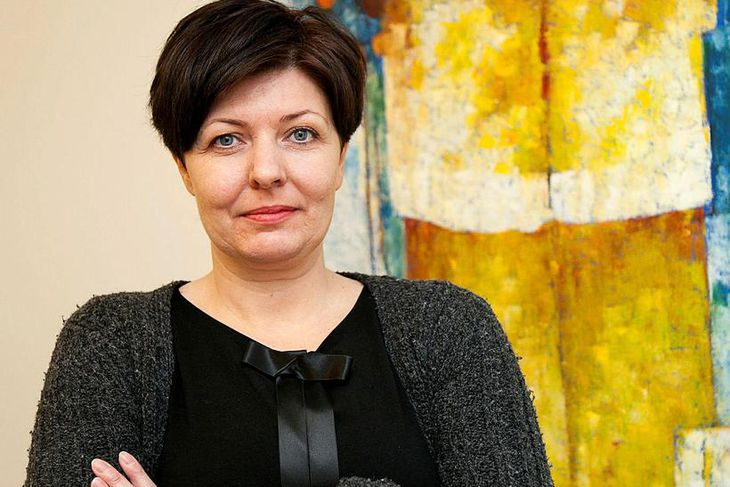 Guðfinna Jóhanna Guðmundsdóttir, borgarfulltrúi Framsóknar og flugvallarvina.
