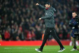 Jürgen Klopp hefði getað orðið stjóri Manchester United.