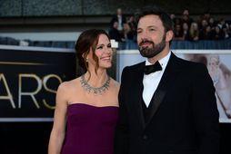 Ben Affleck og Jennifer Garner árið 2013.