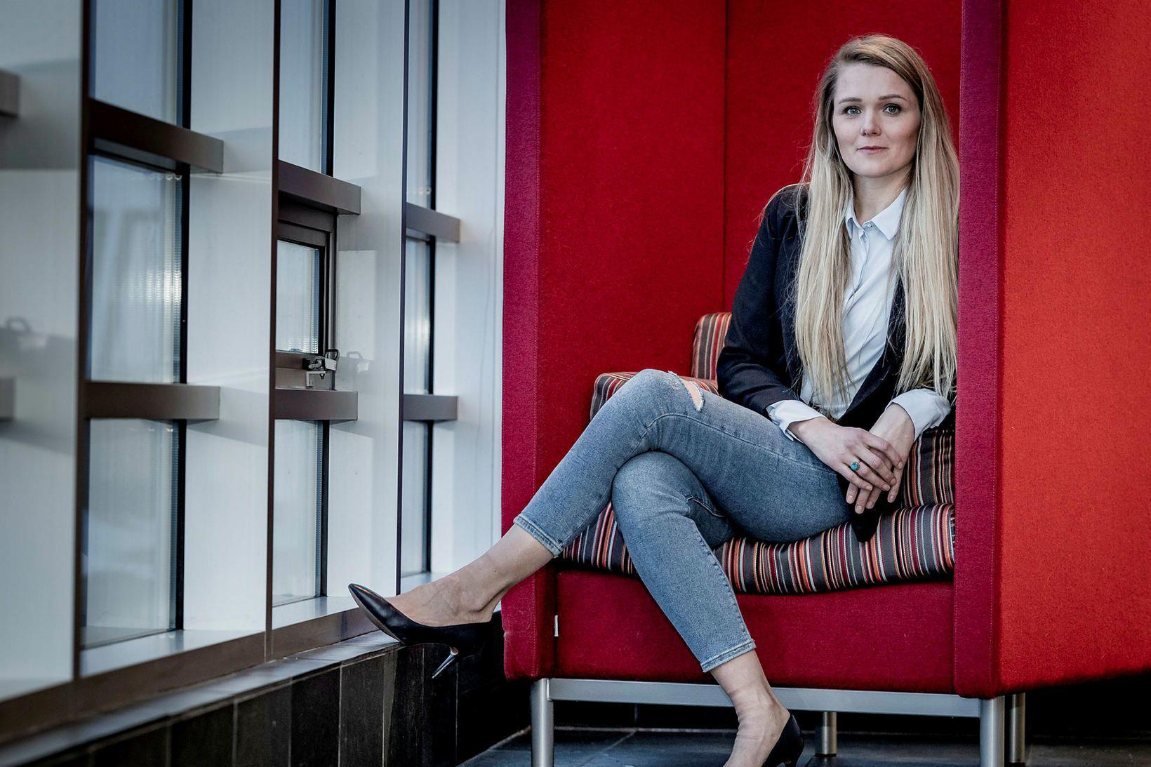 Bergþóra Halldórsdóttir leiðir svið viðskiptaþróunar hjá Íslandsstofu.