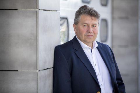 Hilmar Harðarson, formaður Samiðnar.