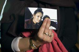Sonur Shamimu Begum lést úr lungnabólgu í flóttamannabúðunum.