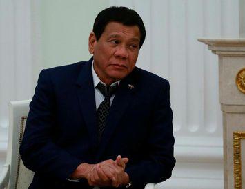 Rodrigo Duterte.