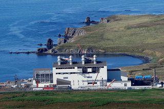 4,2 milljarða reikningur féll á ríkissjóð vegna kísilvers PCC á Bakka við Húsavík.