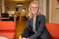 Þorbjörg Helga Vigfúsdóttir.