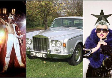Freddie Mercury, Rollsinn og dragdrottningin Verka Serduchka.