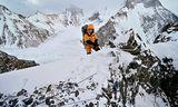 John Snorri glímdi einnig við K2 í fyrra.