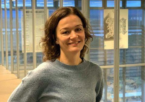 Gunna Stella Pálmarsdóttir er hætt að reyna að vera ofurkona.