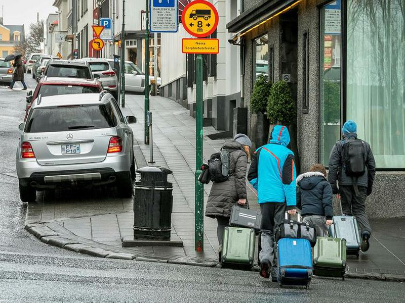 Travelling to Reykjavik is expensive.