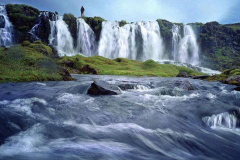 What's not to like about beautiful Iceland?