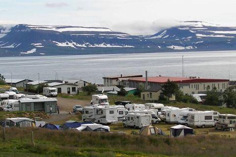 Súðavík Camping Ground
