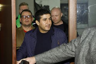 Khaled Cairo í Héraðsdómi Reykjavíkur.