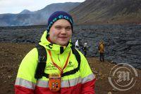 Sigurður Bogi Ólafsson - björgunarsveitarmaður - Akureyri -