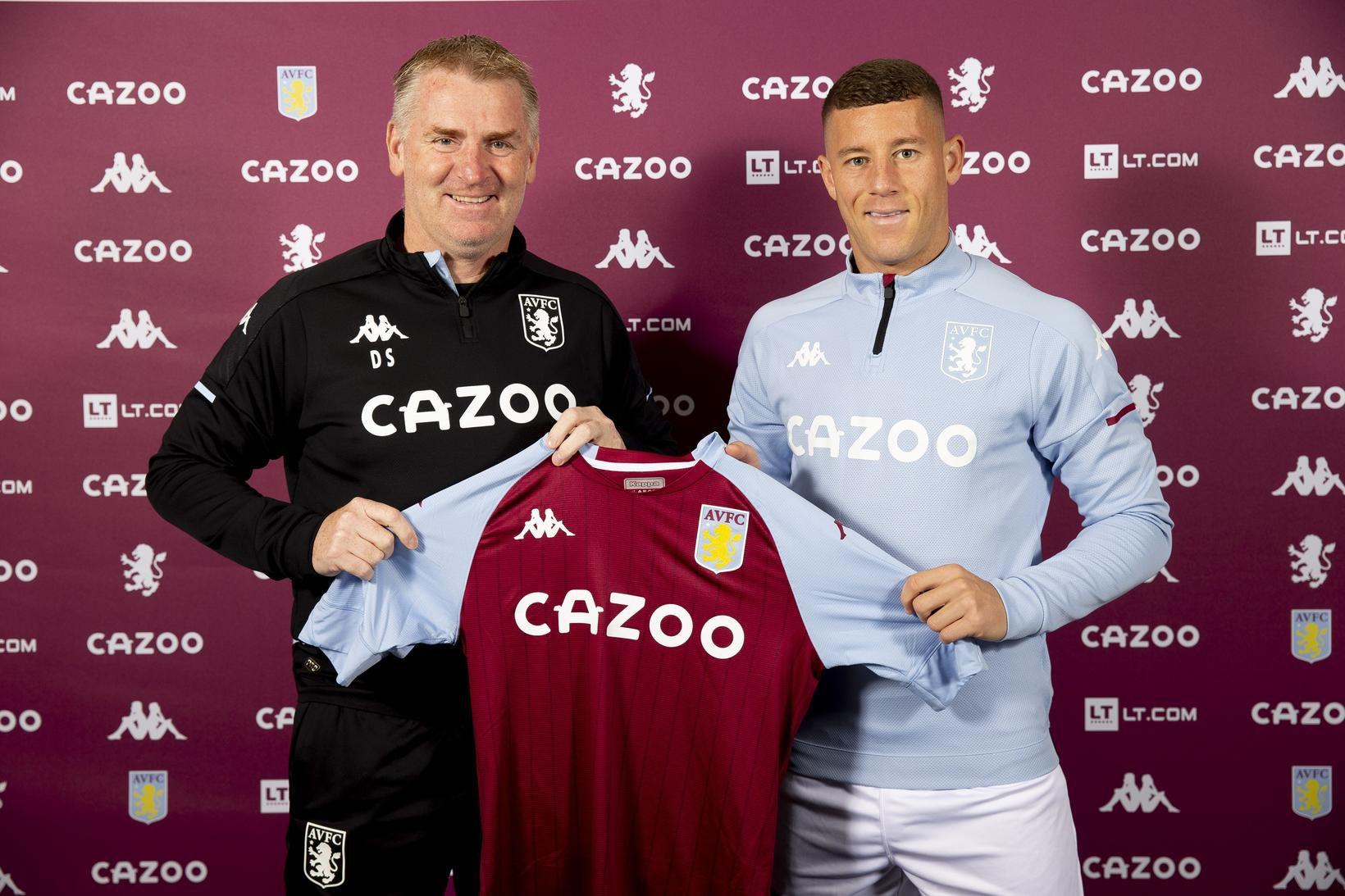 Ross Barkley er genginn til liðs við Aston Villa á …