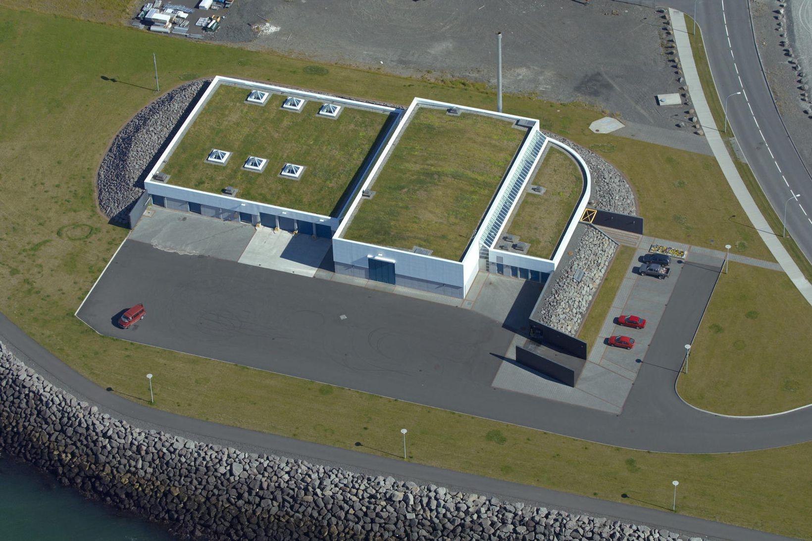 Hreinsistöð fráveitu við Klettagarða er nú óstarfhæf og fer óhreinsað …
