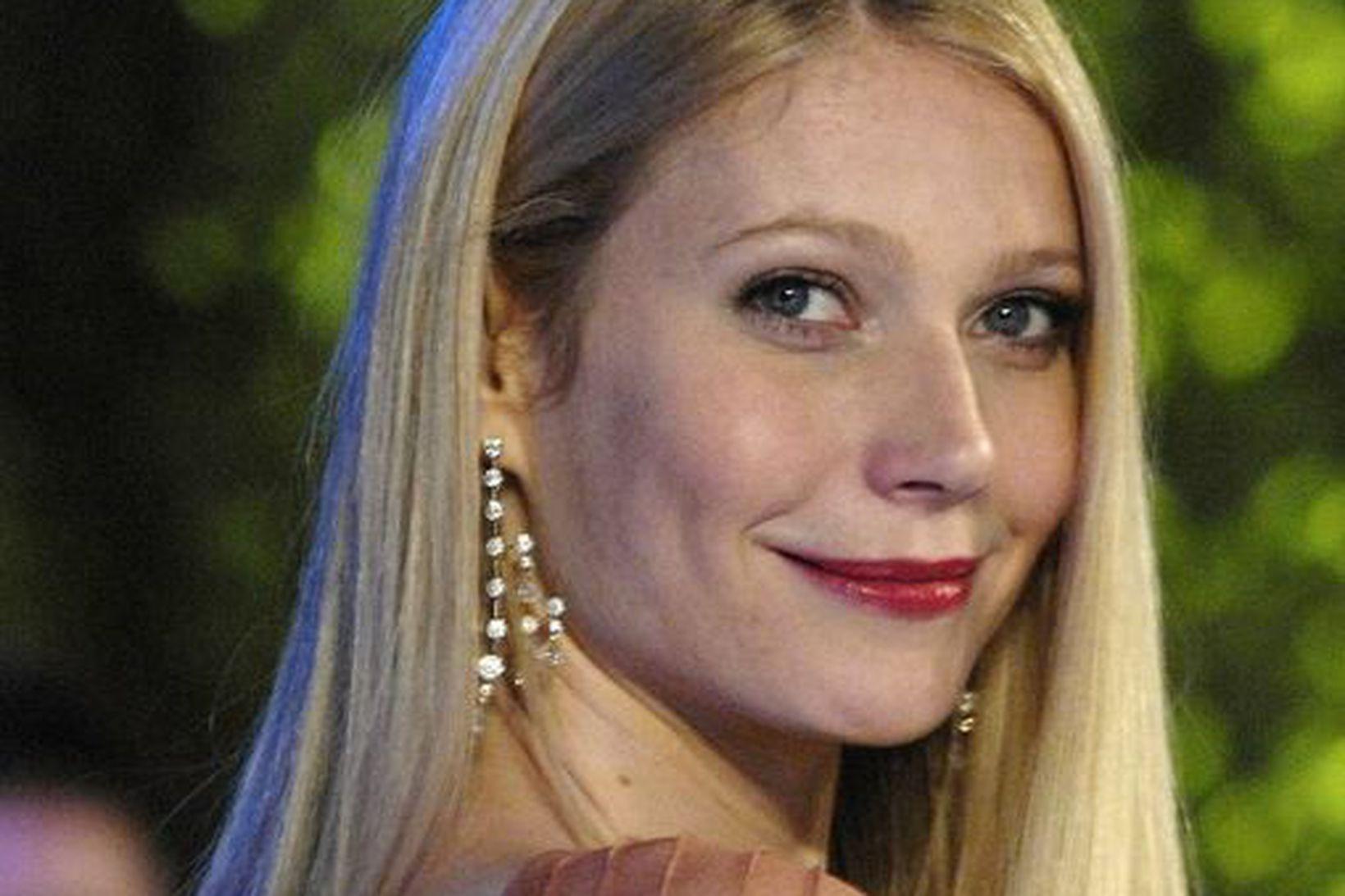 Gwyneth Paltrow segir að konur ættu ekki að miða sig …