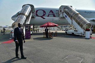 Qatar Airways hefur fundið verulega fyrir viðskiptabanninu.