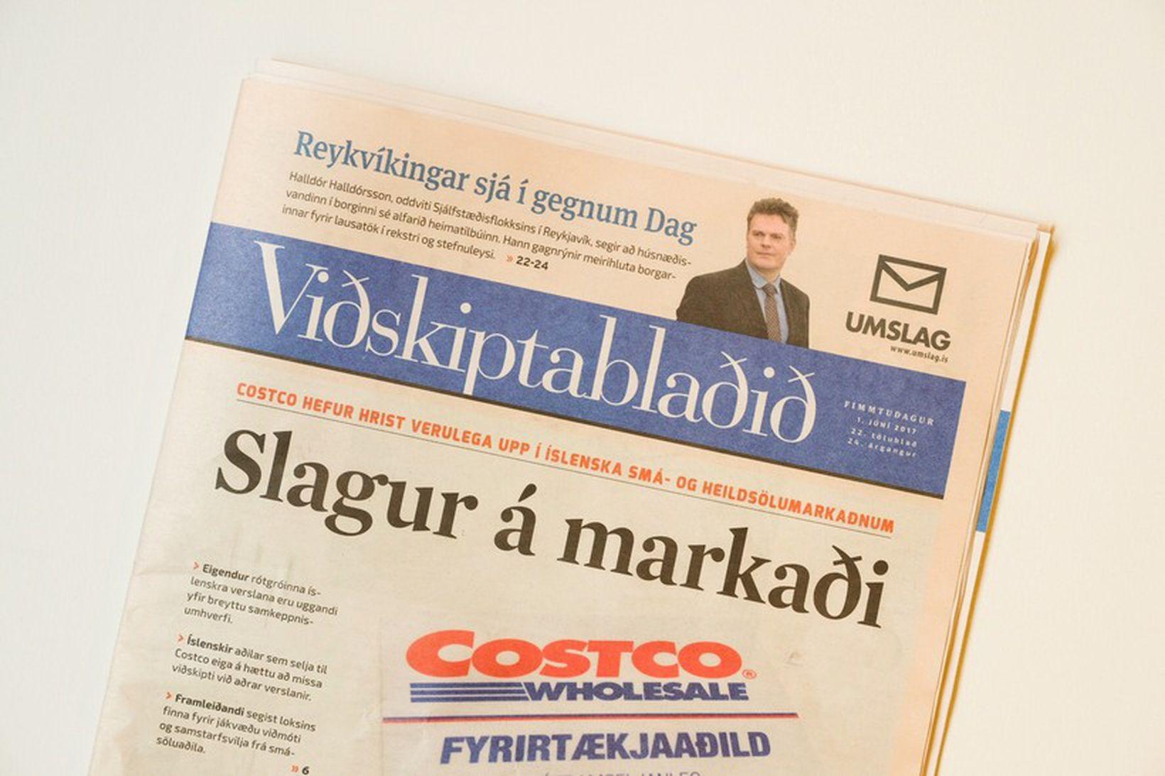 Myllusetur er útgefandi Viðskiptablaðsins, Fiskifrétta og Íslenska sjómannaalmanaksins.