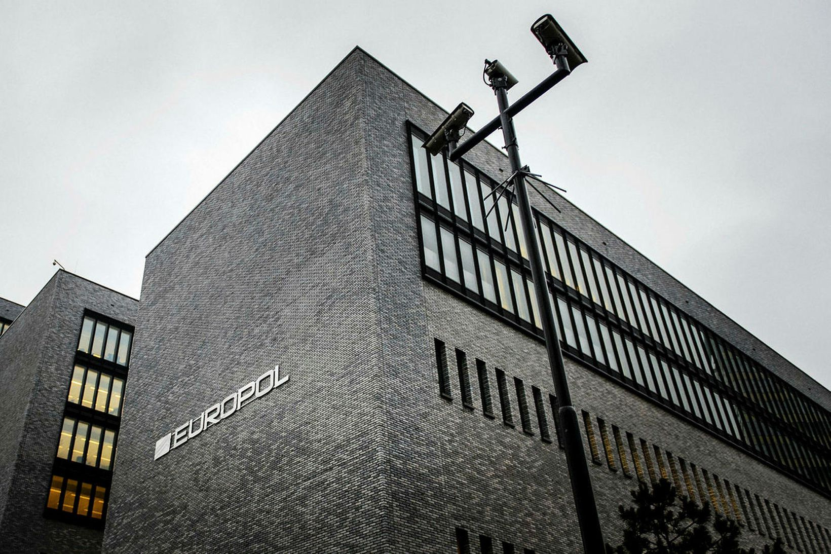 Höfuðstöðvar Europol í Hollandi.