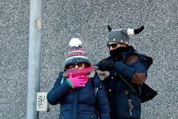 Ferðamenn verja um fimmfalt meiri fjármunum á sólarhring í Reykjavík en á Hvammstanga og tæplega ...