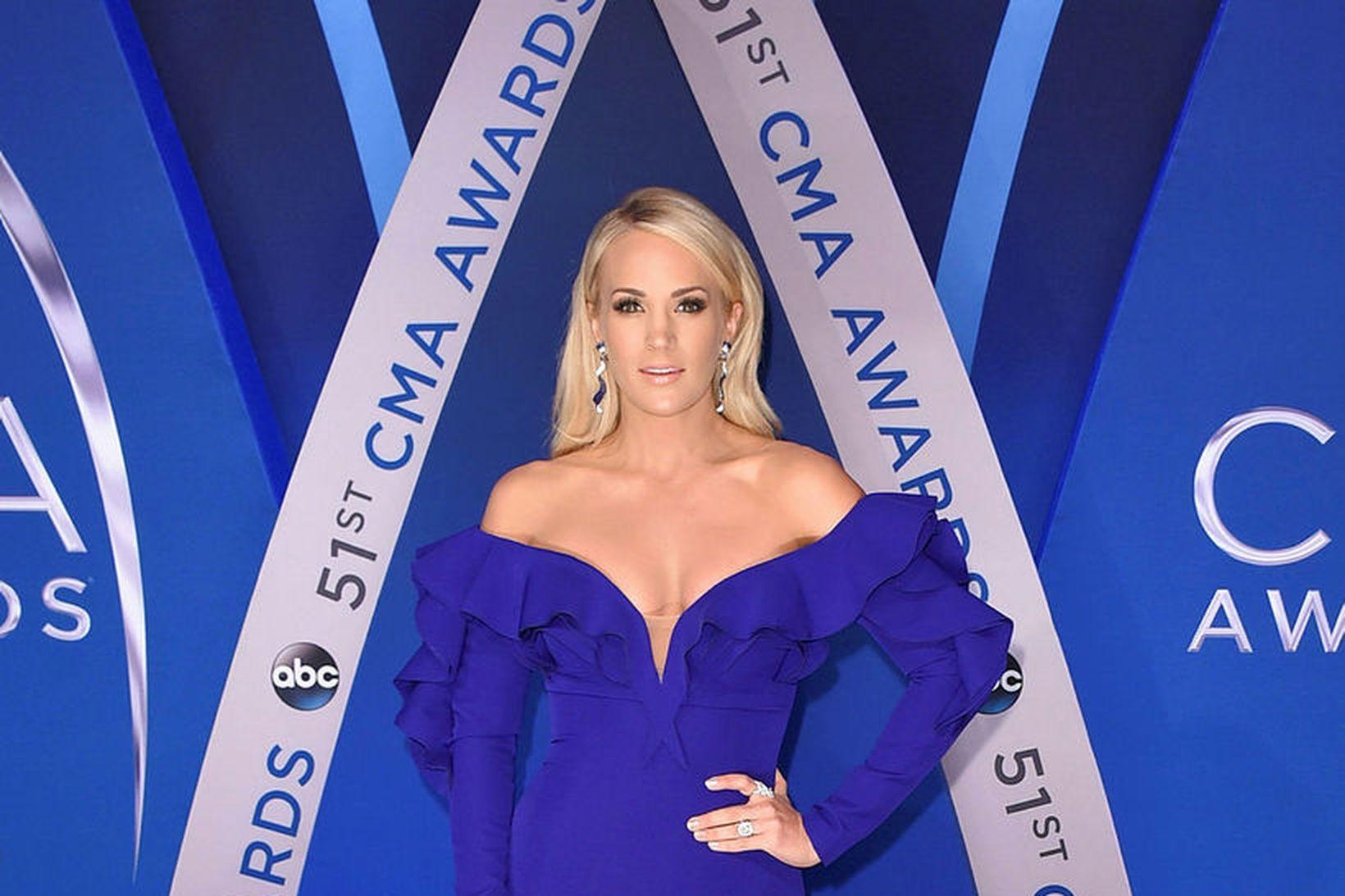 Carrie Underwood er ekki hrifin af lágkolvetnamataræði.