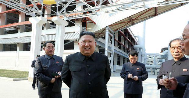 Orðrómur þess efnis að Kim Jong-un, leiðtogi Norður-Kóreu, væri heilsuveill eða jafnvel allur fóru á …