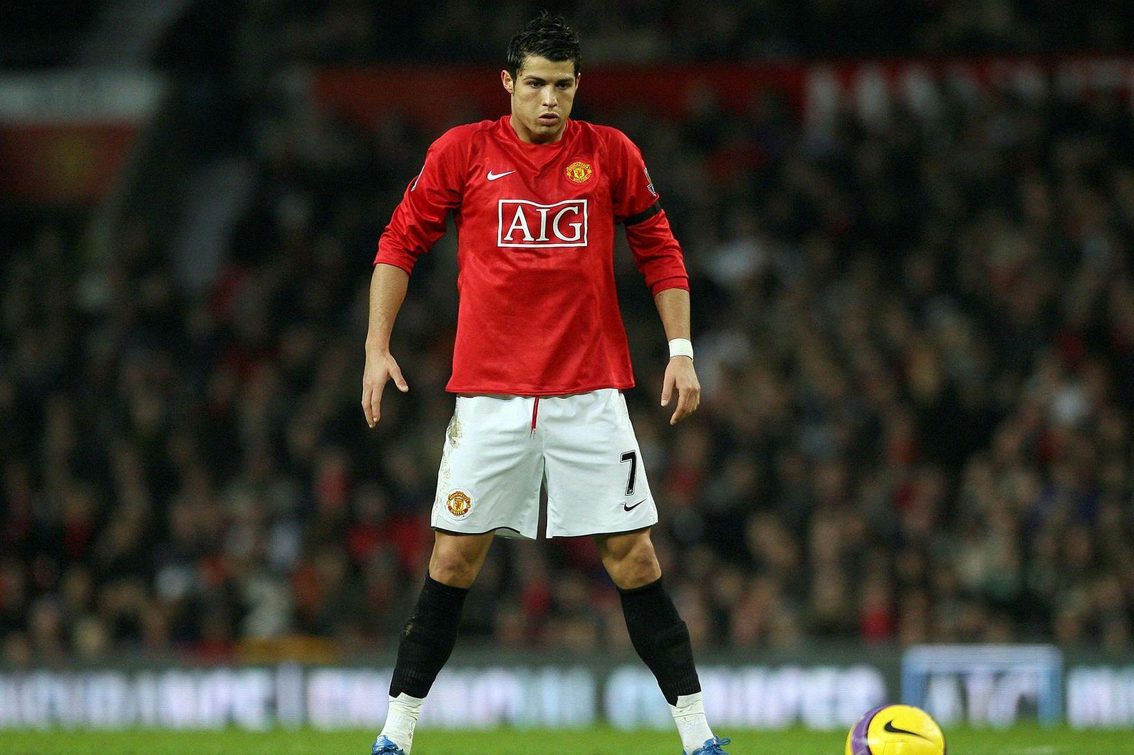 Cristiano Ronaldo er kominn aftur til Manchester United eftir tólf …