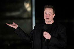 Elon Musk, forstjóri bílaframleiðandans Tesla, segir það vel koma til greina að eigendur rafbílanna geti ...
