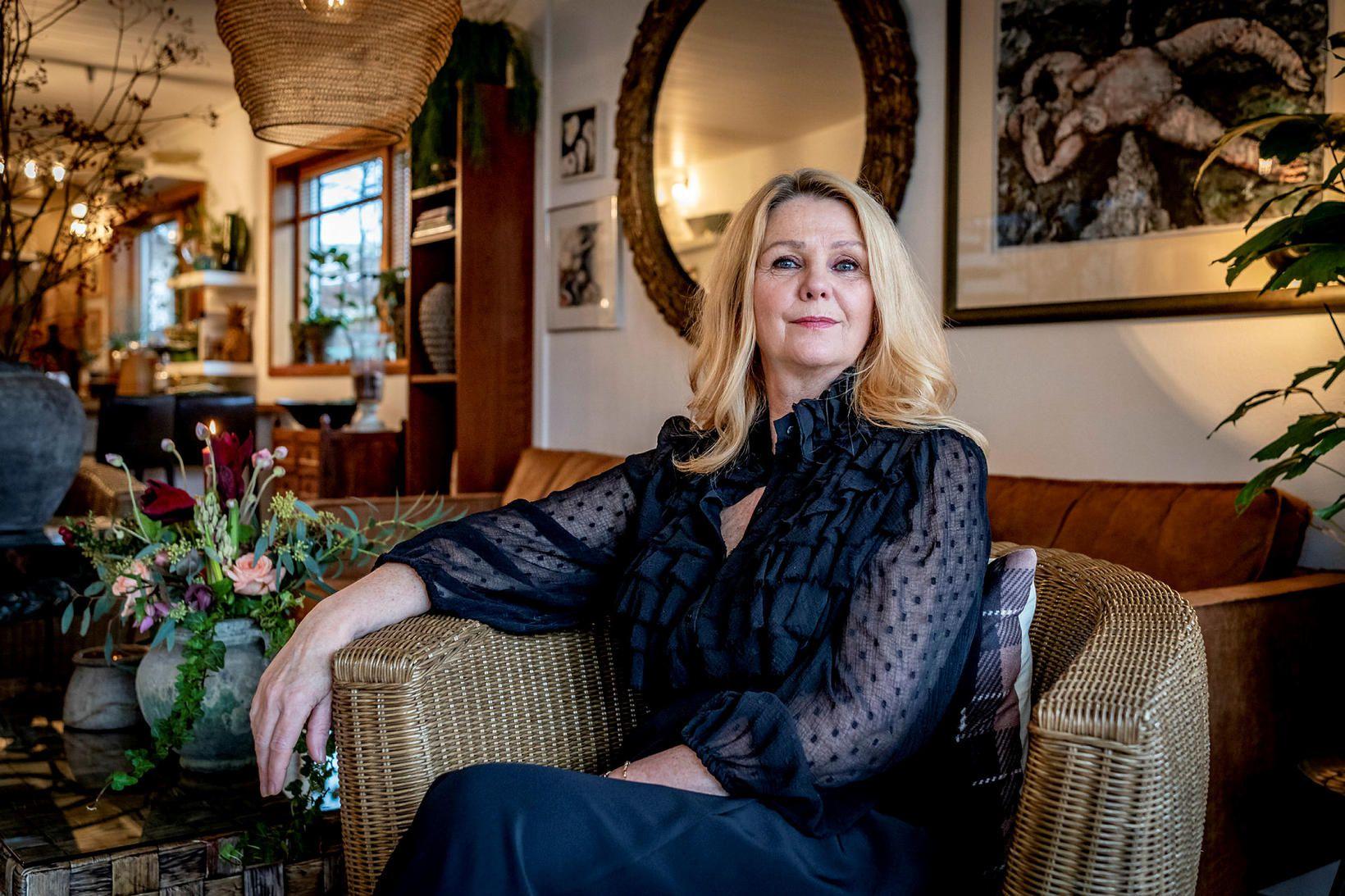 Elísa Ólöf Guðmundsdóttir.