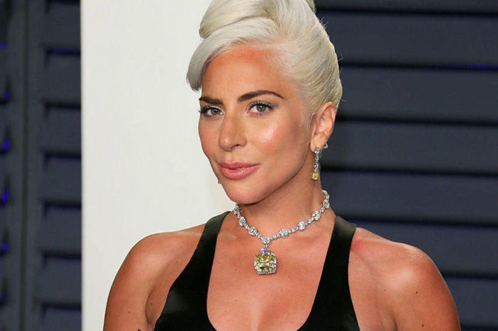 Lady Gaga pældi í að hætta að drekka en segist …